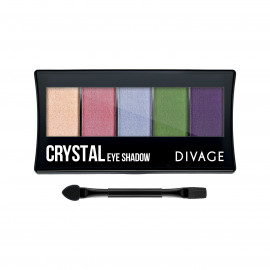 DIVAGE | crystal eyeshadow palette