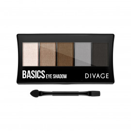 DIVAGE | basic eyeshadow palette