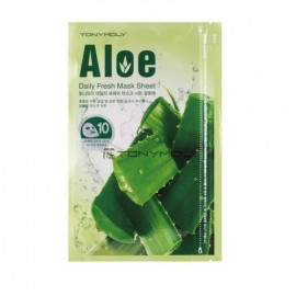 TONYMOLY | Aloe Daily Fresh Mask Sheet