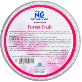 NATURAL CARE | Body Butter [Forest Fruit]