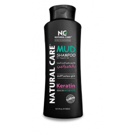 NATURAL CARE | DEAD SEA Mud Shampoo For Frequent Use 500ML