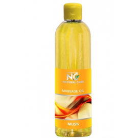 NATURAL CARE | MASSAGE OIL Musk 200 ml