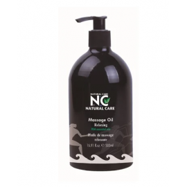 NATURAL CARE | Massage Oil [ Refreshing ] 500 ml